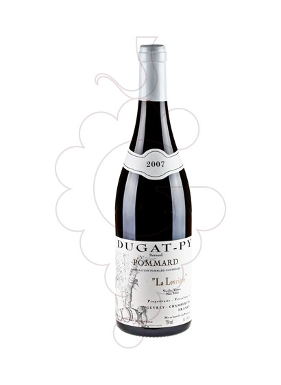 Photo Dugat-Py Pommard La Levriere  red wine