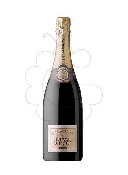 Photo Duval-Leroy Brut sparkling wine