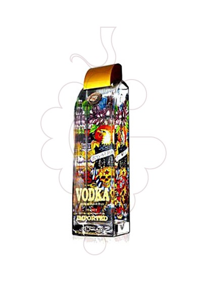 Photo Vodka Ed Hardy