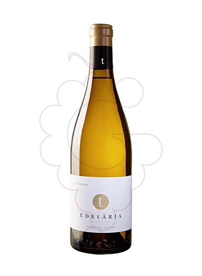 Photo Edetaria Blanc  white wine