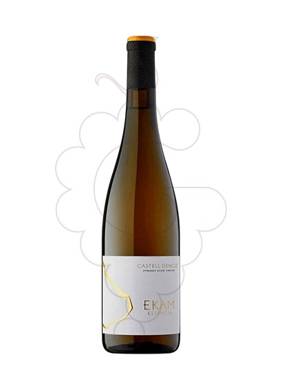 Photo Ekam white wine