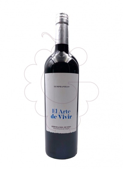Photo El Arte de Vivir Negre red wine