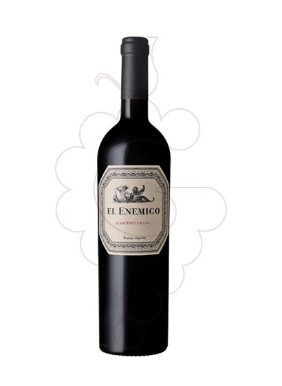 Photo El Enemigo Cabernet Franc red wine