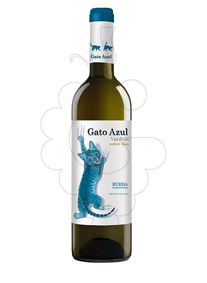 Photo El Gato Azul white wine