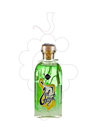 Photo Liqueur El Glacejat Pippermint