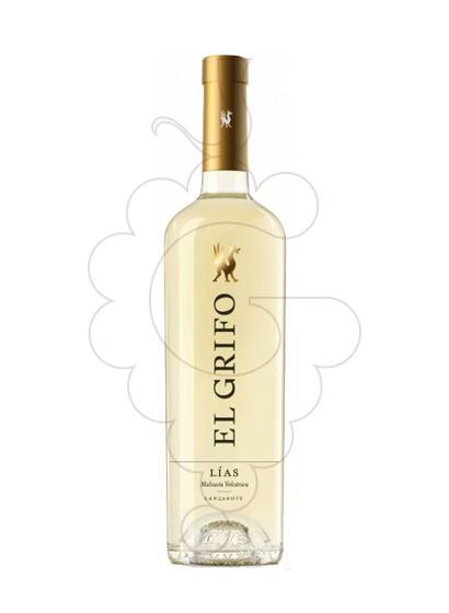Photo El Grifo Colección Lías white wine