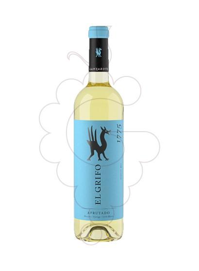 Photo El grifo El Afrutado white wine