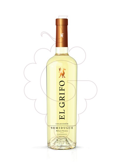 Photo El Grifo Malvasia Semi-Dulce white wine