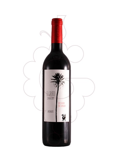 Photo El Grifo Reserva Familia red wine
