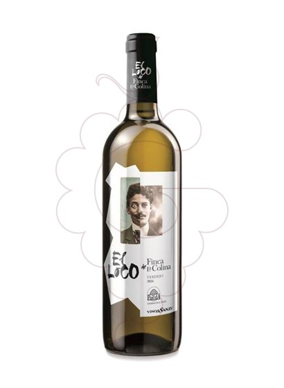 Photo El Loco de la Colina white wine