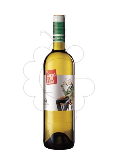Photo El Marido de mi Amiga Magnum white wine
