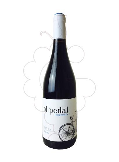 Photo El Pedal red wine