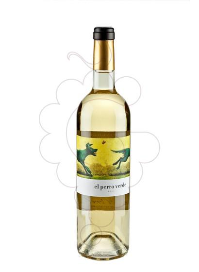 Photo El Perro Verde Blanco (Rueda) white wine