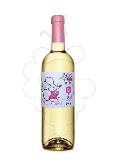 Photo El Ratolinet white wine