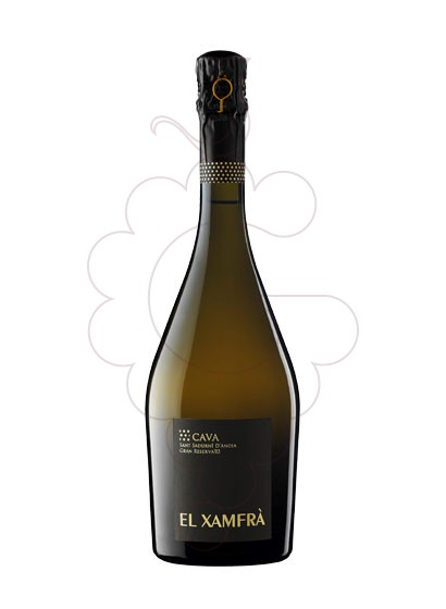 Photo El Xamfra Gran Reserva sparkling wine
