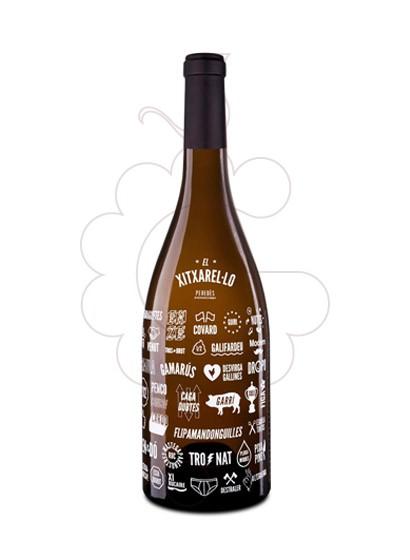 Photo El Xitxarel·lo white wine