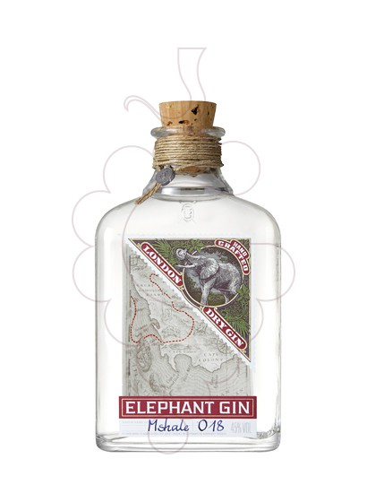 Photo Gin Elephant
