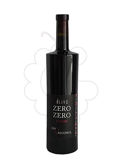 Photo Non-alcoholic wine Red Élivo Zero Deluxe
