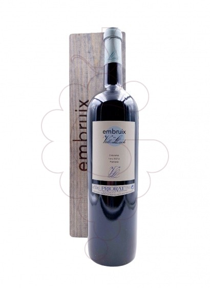 Photo Embruix de Vall Llach Magnum  red wine