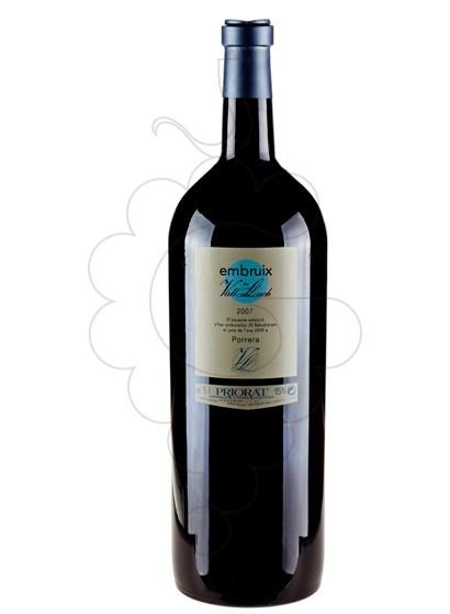 Photo Embruix de Vall Llach Réhoboam red wine