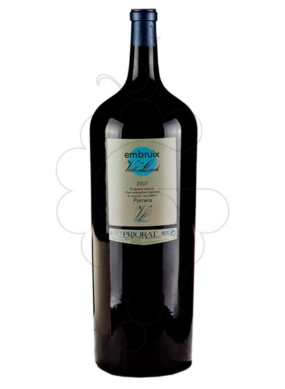 Photo Embruix de Vall Llach Salomon red wine
