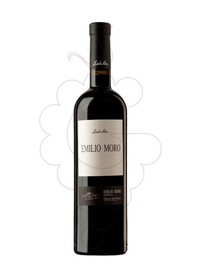 Photo Emilio Moro Crianza red wine