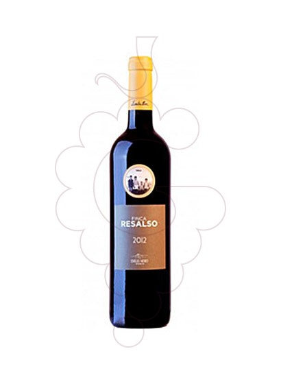 Photo Emilio Moro Finca Resalso red wine