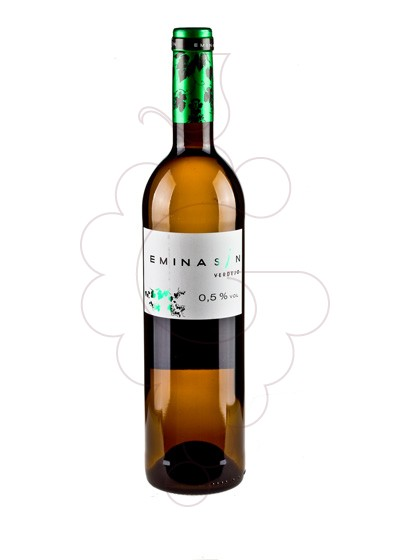 Photo Non-alcoholic wine Emina Sin Blanc Verdejo
