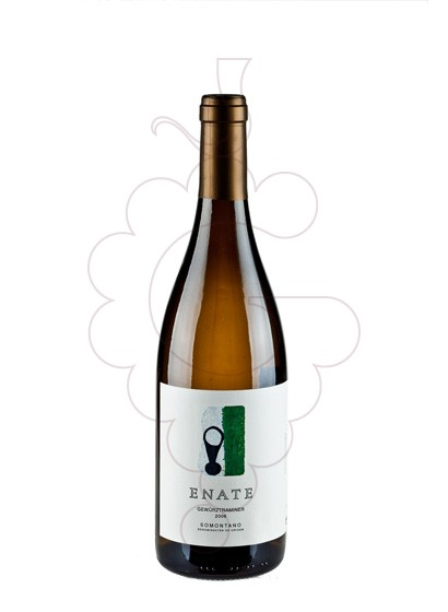 Photo Enate Blanc Gewurztraminer white wine