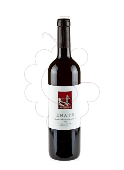Photo Enate Cabernet Sauvignon - Merlot  red wine
