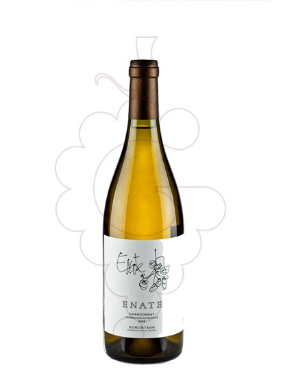 Photo Enate Chardonnay Crianza F.B. white wine