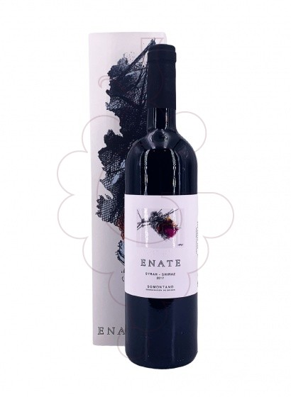 Photo Enate Syrah - Shiraz red wine
