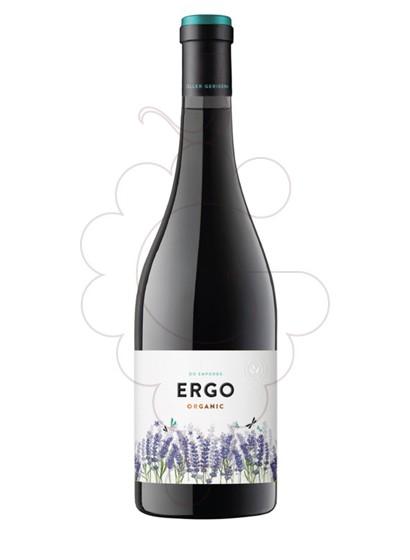 Photo Red Ergo de Gerisena red wine