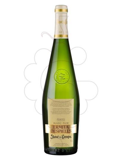 Photo White Ermita d'Espiells white wine
