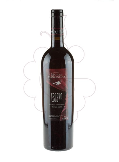 Photo Escena Manzaneque Negre red wine