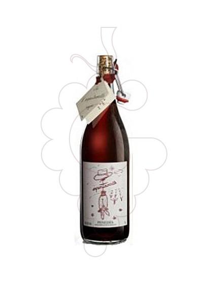 Photo Espantaocells negre red wine