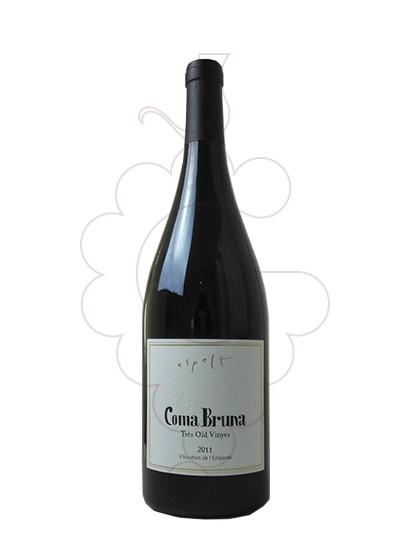 Photo Espelt Comabruna Magnum red wine