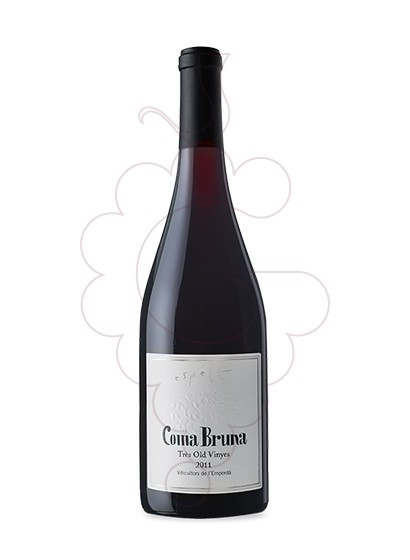 Photo Espelt Comabruna red wine