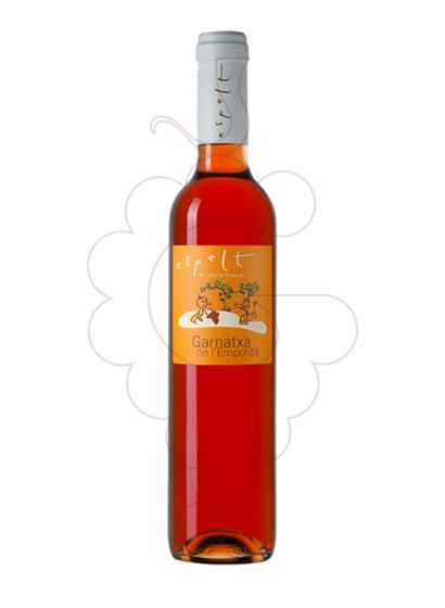 Photo Espelt Garnatxa Jove fortified wine