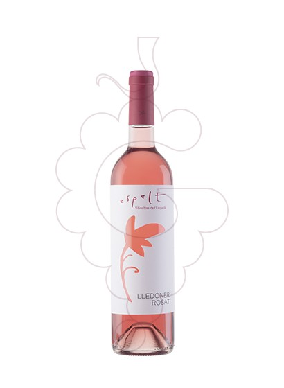 Photo Espelt Lledoner (mini) rosé wine