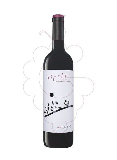 Photo Espelt Saulo Magnum red wine