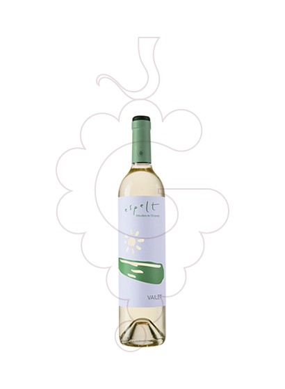 Photo Espelt Vailet (mini) white wine