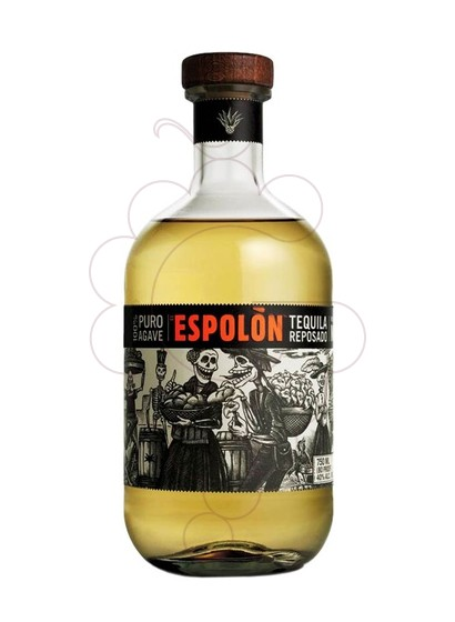 Photo Tequila Espolon Reposado