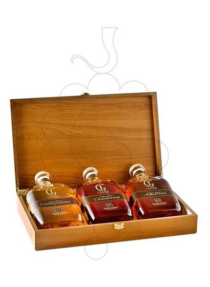 Photo Gift boxes Marzadro Giare Collezione 3 u
