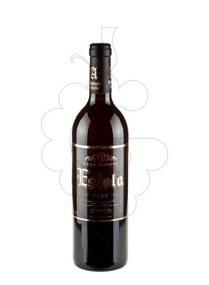 Photo Estola Gran Reserva  red wine