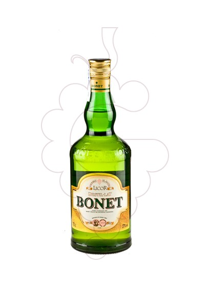 Photo Liqueur Estomacal Bonet