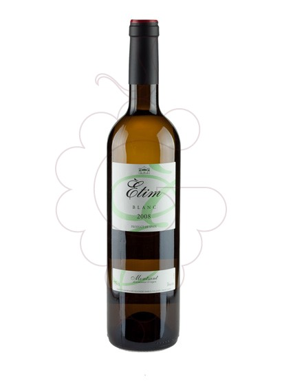 Photo Etim Blanc white wine