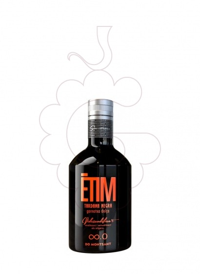Photo Etim Negre Dolç fortified wine