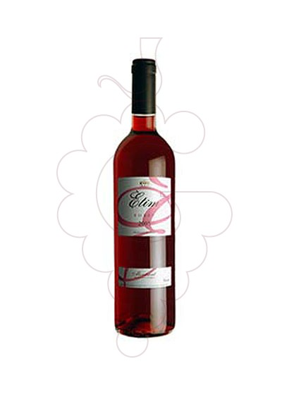 Photo Etim Rosat rosé wine