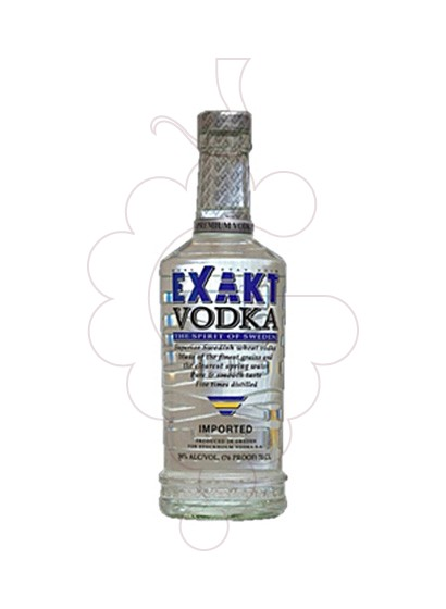 Photo Vodka Exakt